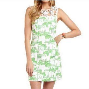 Lilly Pulitzer Lacina Just Add Mint Julep Dress 0